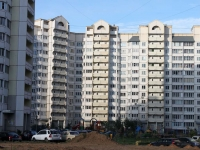 neighbour house: district. Belaya dacha, house 24. Apartment house
