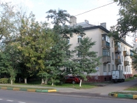 neighbour house: district. Belaya dacha, house 28. Apartment house