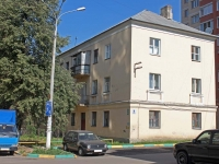 neighbour house: disrtict. Silicat, house 8. Apartment house