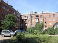 neighbour house: district. Kovrovy, house 17. Apartment house