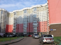 neighbour house: st. Kuzminskaya, house 15. Apartment house
