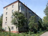 neighbour house: st. Novaya, house 10. Apartment house