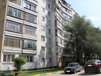 neighbour house: st. Novaya, house 11. Apartment house