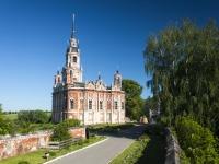 Mozhaysk, 大教堂 Николая Чудотворца, Borodinskaya st, 房屋 8А
