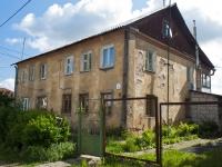 Mozhaysk, Krupskoy st, house 2. Apartment house