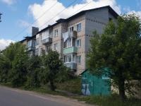 Можайск, улица Перовская, дом 1А. многоквартирный дом