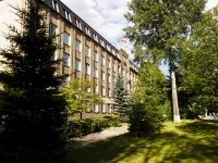 Mozhaysk, 管理机关 Администрация Можайского Муниципального района г. Можайск, Moskovskaya st, 房屋 15