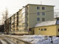 Можайск, улица Московская, дом 34. жилой дом с магазином