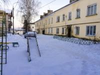 Можайск, площадь Комсомольская, дом 5. многоквартирный дом