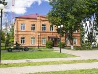 Можайск, площадь Комсомольская, дом 11. школа творчества