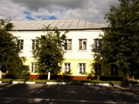 Mozhaysk, Klementievskaya st, house 12. Apartment house