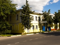 Mozhaysk, Klementievskaya st, house 14. Apartment house