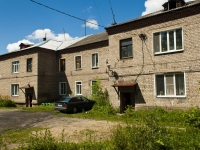 Mozhaysk, Vostochnaya st, house 25. Apartment house