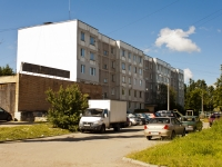 Mozhaysk, Molodezhnaya st, house 4. Apartment house