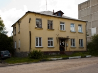 Mozhaysk, Zhelyabov st, house 8. Apartment house