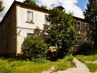 Mozhaysk, Zhelyabov st, house 10. Apartment house