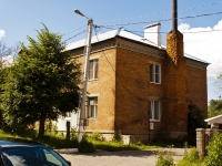 Mozhaysk, Zhelyabov st, house 15. Apartment house
