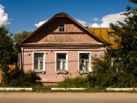 Mozhaysk, Zhelyabov st, house 25. Private house