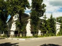 Можайск, улица Красноармейская, дом 3. многоквартирный дом