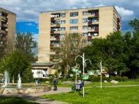 Mozhaysk, Mira st, 房屋 1 к.1. 公寓楼