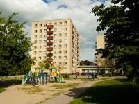 Mozhaysk, Mira st, house 1 к.2. Apartment house