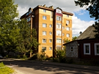 Mozhaysk, Frunze st, house 4А. Apartment house