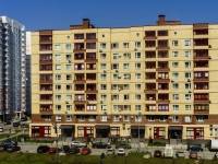 Мытищи, улица Сукромка, дом 22. многоквартирный дом