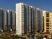 Мытищи, улица Сукромка, дом 24. многоквартирный дом