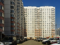 Мытищи, улица Сукромка, дом 24А. многоквартирный дом