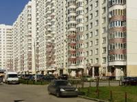 Мытищи, улица Сукромка, дом 26. многоквартирный дом
