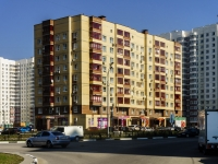 Мытищи, улица Сукромка, дом 28. многоквартирный дом