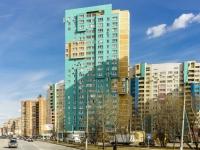 улица Белобородова, дом 15. многоквартирный дом