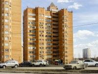 улица Белобородова, дом 11 к.2. многоквартирный дом