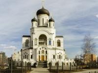 Новомытищенский проспект, дом 6. храм Рождества Христова