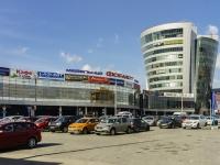 Олимпийский проспект, дом 29 с.1. торговый центр Формат