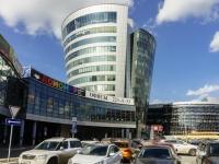 Олимпийский проспект, дом 29 с.2. офисное здание Формат