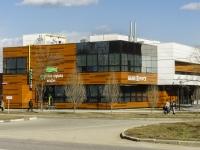 Олимпийский проспект, дом 38Б. многофункциональное здание
