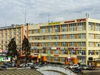улица Колонцова, дом 5. многофункциональное здание