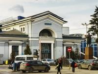 Мытищи, улица Колонцова. памятник Ленину