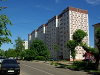 Noginsk, Sovetskaya st, house 3. Apartment house