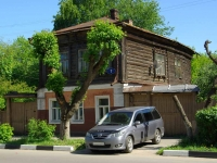 Noginsk, Sovetskaya st, house 7. Apartment house