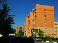 Noginsk, Sovetskaya st, house 28. Apartment house