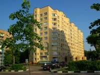 Noginsk, Sovetskaya st, house 30. Apartment house