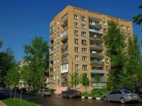 Noginsk, Sovetskaya st, house 32. Apartment house