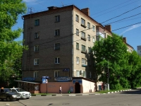 Noginsk, Sovetskaya st, house 41. Apartment house