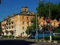 Noginsk, Sovetskaya st, house 64. Apartment house