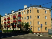 Noginsk, Sovetskaya st, house 70. Apartment house