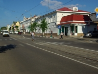 Noginsk, The 3rd Internatsional st, house 73. bank