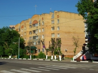 Noginsk, The 3rd Internatsional st, house 80. Apartment house