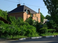 Noginsk, The 3rd Internatsional st, house 121А. Private house